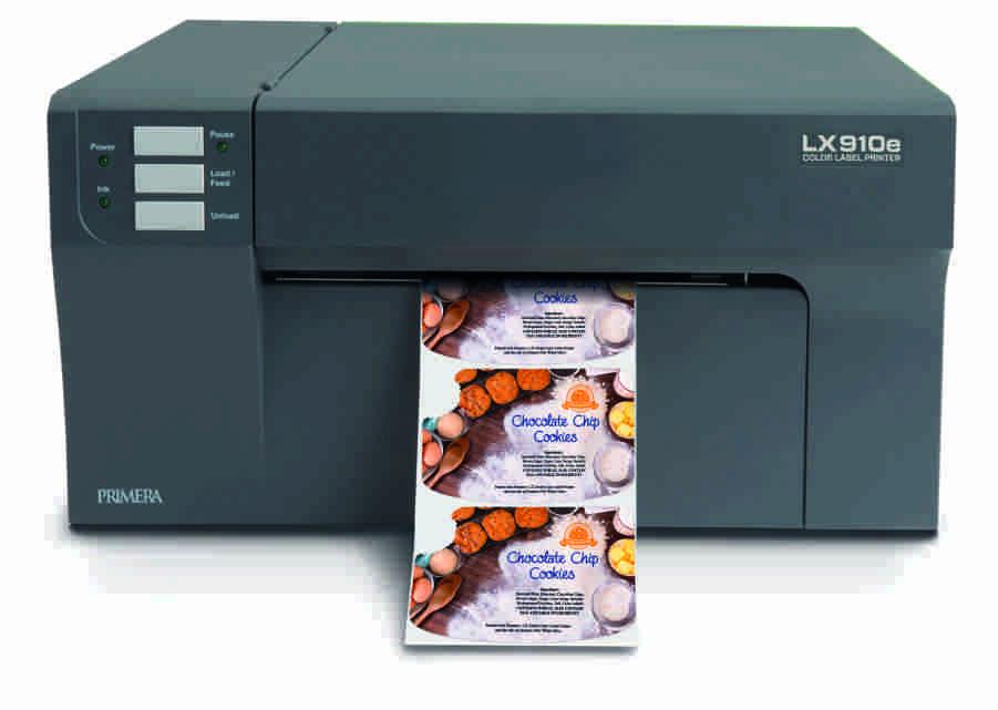 Primera RX500e RFID stampante etichette